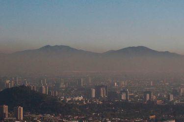 Preemergencia en Santiago