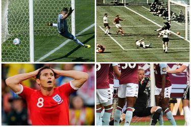 El gol fantasma no se extingue: un repaso por recordadas anotaciones que no fueron cobradas