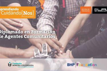 Agentes comunitarios aprendieron técnicas de apoyo socioemocional para las comunidades educativas