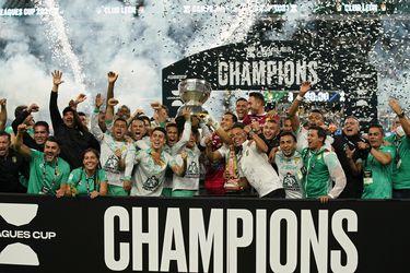 Club León de Dávila y Meneses se proclama campeón de la Leagues Cup