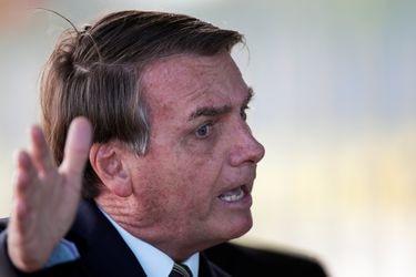 Policía Federal pide interrogar al Presidente Jair Bolsonaro