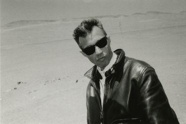 """F. J. Ossang: """"Joe Strummer amó el norte de Chile"""""""