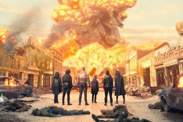 El apocalipsis de The Umbrella Academy regresa con el tráiler de su segunda temporada para Netflix