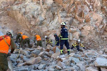 Fallece trabajador de 58 años tras desprendimiento de rocas en mina de Copiapó