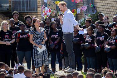 Gira por Sudáfrica de los Duques de Sussex