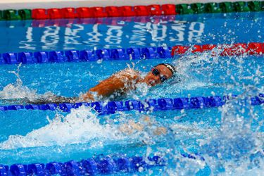 La piscina no cansa a Köbrich: la nadadora que sigue haciendo historia por Chile