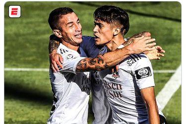 """""""Colo Colo sobrevive"""": las reacciones internacionales al triunfo albo"""