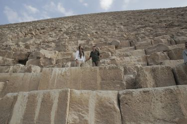 50 años después, repiten legendaria expedición por Egipto
