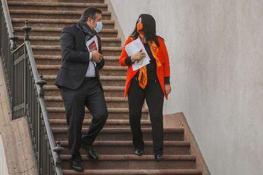 """Sichel por denuncia contra Rubilar por supuesto uso de recursos públicos para favorecer campaña de su pareja: """"Creo que cuenta con el respaldo general del gobierno para seguir en sus funciones"""""""