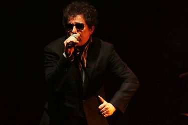 Andrés Calamaro gana dos Grammy Latinos por su disco Cargar la suerte