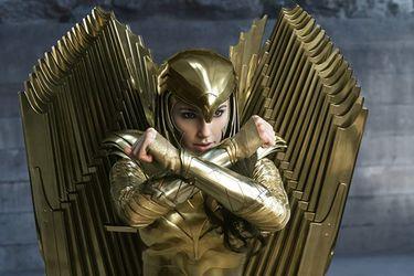 Wonder Woman 1984 sería la película más vista durante su estreno en un streaming en este 2020
