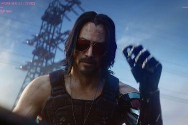 Keanu Reeves ya jugó Cyberpunk 2077 y le encantó según CD Projekt Red
