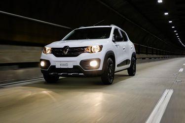El Renault Kwid debuta en tres versiones y con origen brasileño