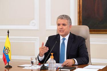 """Presidente Duque deja en manos de EE.UU. investigación de """"Síndrome de la Habana"""" en embajada en Colombia"""