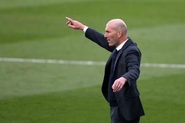 Zinedine Zidane dejó de ser el técnico del Real Madrid tras quedar en el segundo lugar de LaLiga.