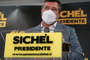 Cuarto retiro enfrenta a Sichel y RN: Chahuán arremete contra abanderado tras críticas a timoneles oficialistas