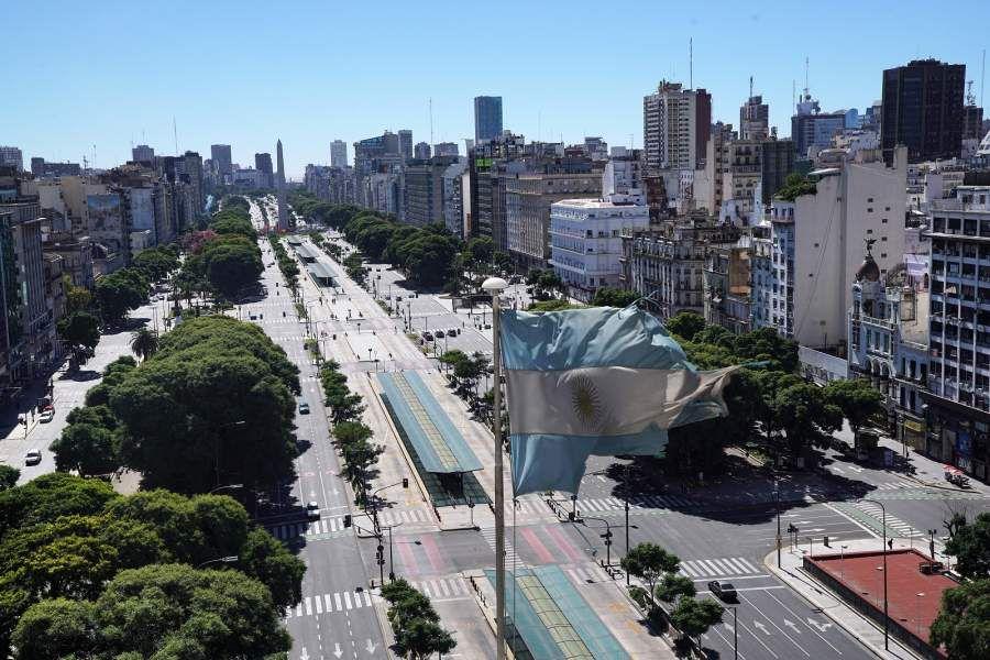 Argentina Shuts Down as Macri Faces First General Strike