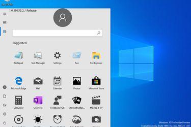 ¿Adiós mosaicos?: Microsoft reveló un nuevo menú de inicio de Windows 10 por error