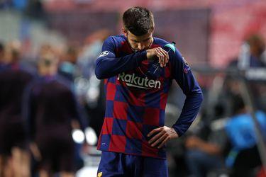 Piqué se ofrece para salir del Barça y el presidente anuncia decisiones drásticas