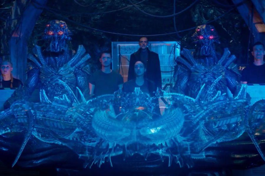 Los humanos viajan al mundo de los extraterrestres en el tráiler de Skyline  3 - La Tercera