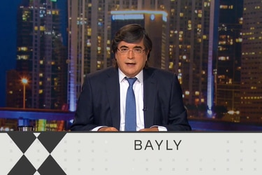 Jaime Bayly llega a la TV local: Vía X emitirá su late show