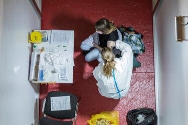 Muere de Covid-19 una voluntaria que recibió un placebo en el ensayo de la vacuna Sinopharm en Perú