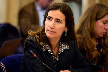 """Ministra Carolina Schmidt por Dominga: """"Nunca he llamado para decir que se apruebe y no he recibido del Presidente Piñera ningún llamado para decirme que apruebe o no"""""""