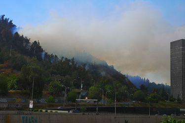 Incendio San Cristóbal