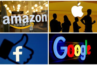 Cómo se ha regulado  el poder de los gigantes de la economía digital en Europa y EE.UU.