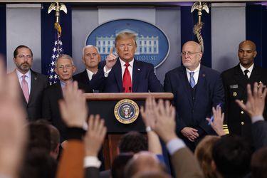 Asociación liderada por Trump asegura que para abril de 2021, todos los estadounidenses podrán acceder a la vacuna contra el Covid