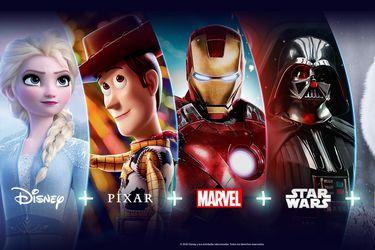 Estos serán los contenidos que ofrecerá Disney Plus en Latinoamérica