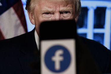 Facebook mantiene vetado a Donald Trump y exmandatario prepara lanzamiento de blog