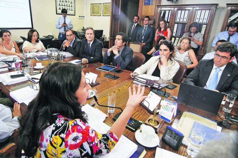 Comisión Trabajo Camara de Diputados