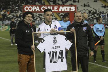 Otro lío en Colo Colo: el club manda a Zaldivia a la isapre y no se hará cargo de su sueldo