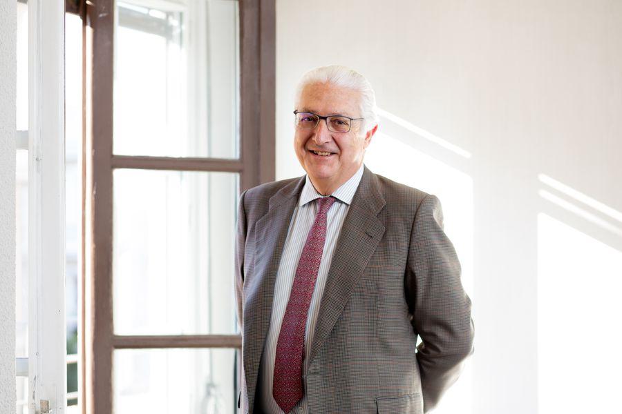 Gonzalo Lacalle, socio presidente de Deva Chile.