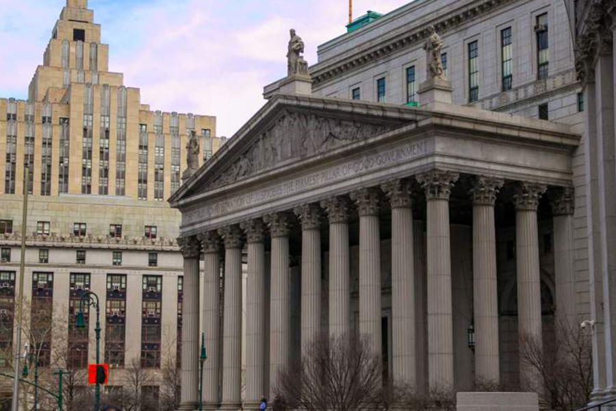Corte Federal de Manhattan, Estados Unidos