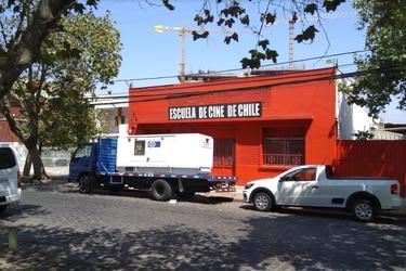 """Escuela de Cine de Chile ante denuncias: """"La institución ha sido objeto de ataques injuriosos"""""""
