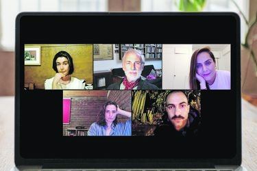 En vivo y por Zoom: el teatro chileno entra a las salas virtuales
