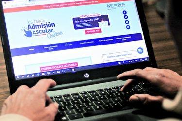 Sistema de Admisión Escolar entra en régimen con 1,1 millones de vacantes