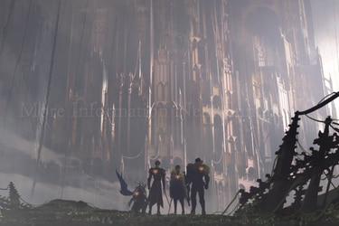 Primer tráiler de gameplay de Babylon's Fall lo nuevo de PlatinumGames