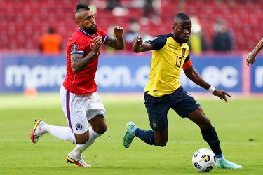 """Arturo Vidal y el empate en Quito: """"Creo que un punto es muy importante para nosotros"""""""