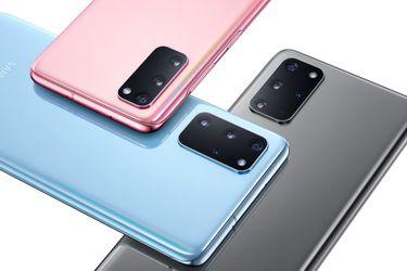Samsung finalmente presentó de manera oficial a su serie Galaxy S20