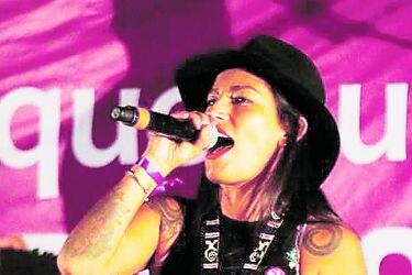 Ana Tijoux lidera un ambicioso festival online de 23 fechas
