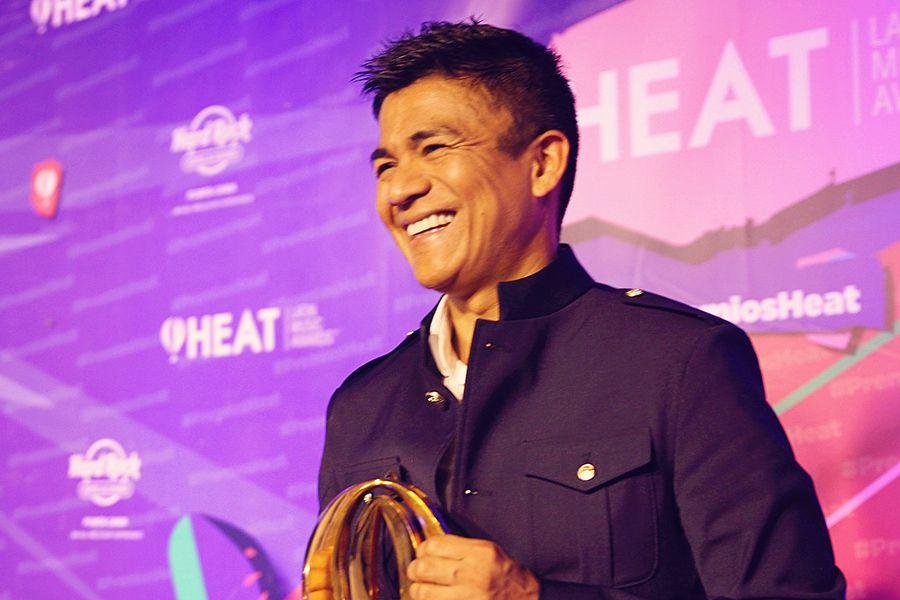 Heat Awards - Americo 14