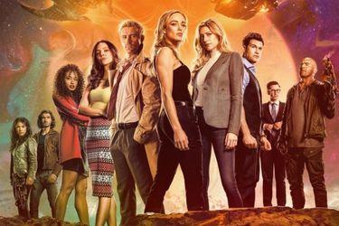 La sinopsis para el final de la sexta temporada de Legends of Tomorrow anticipa decisiones importantes