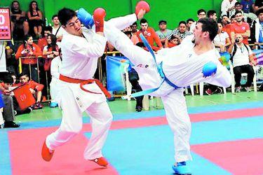 """Rodrigo Rojas: """"Si el miedo te gana, no estás hecho para el karate"""""""