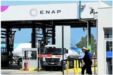 Enap profundiza pérdidas en 2020 por demanda de combustibles en mínimos históricos