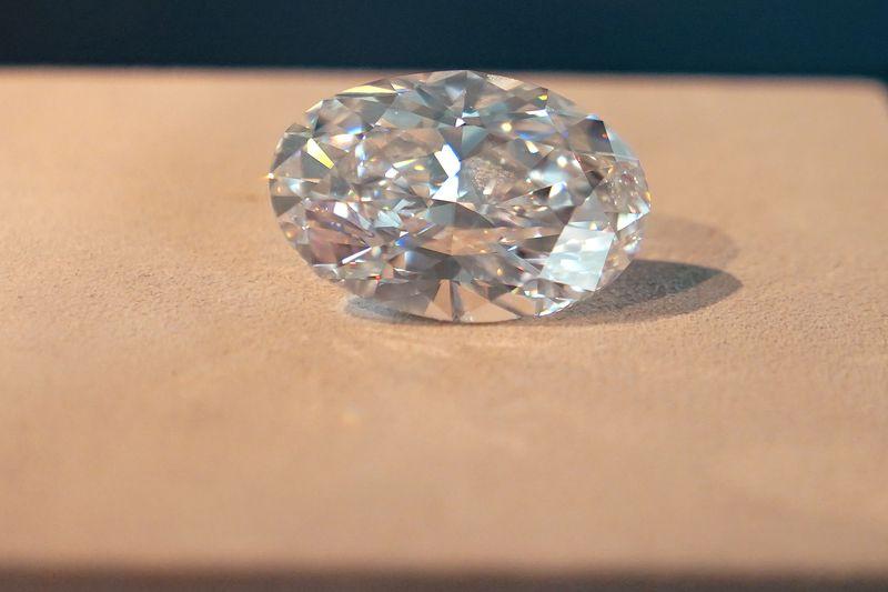 """El diamante de 102 quilates """"extremadamente raro"""" que subastará Sotheby's"""