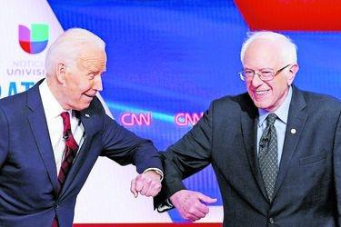 Biden triunfa en las primarias demócratas de Illinois, Florida y Arizona
