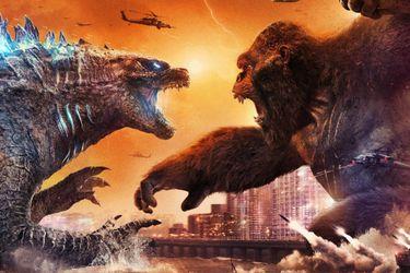 Prepárense para la batalla con un nuevo póster y otro tráiler de Godzilla vs Kong